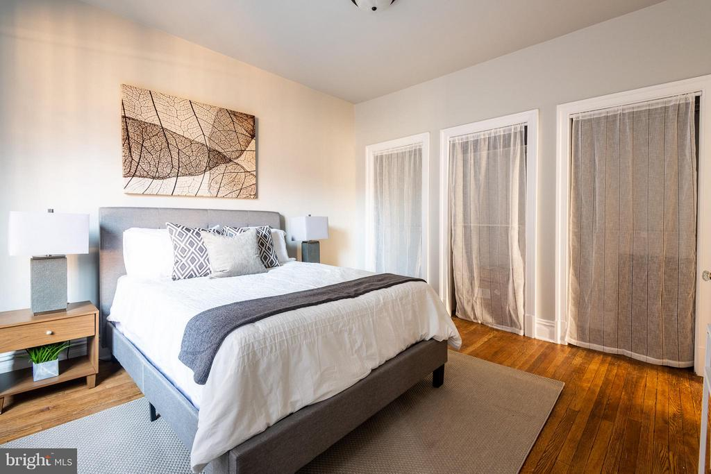 Bedroom (Master) - 1514 17TH ST NW #115, WASHINGTON