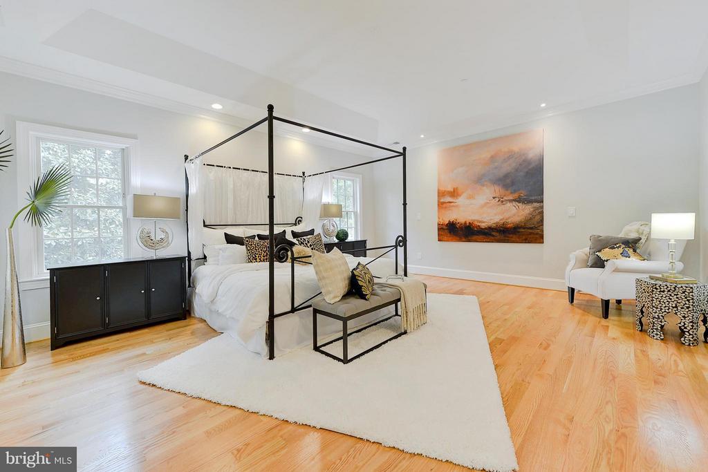 Bedroom (Master) - 3702 HARRISON ST NW, WASHINGTON