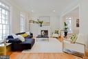 Living Room - 3702 HARRISON ST NW, WASHINGTON