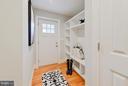 Mud Room - 3702 HARRISON ST NW, WASHINGTON