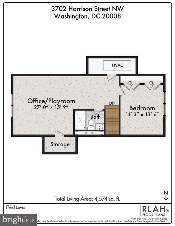 Interior (General) - 3702 HARRISON ST NW, WASHINGTON
