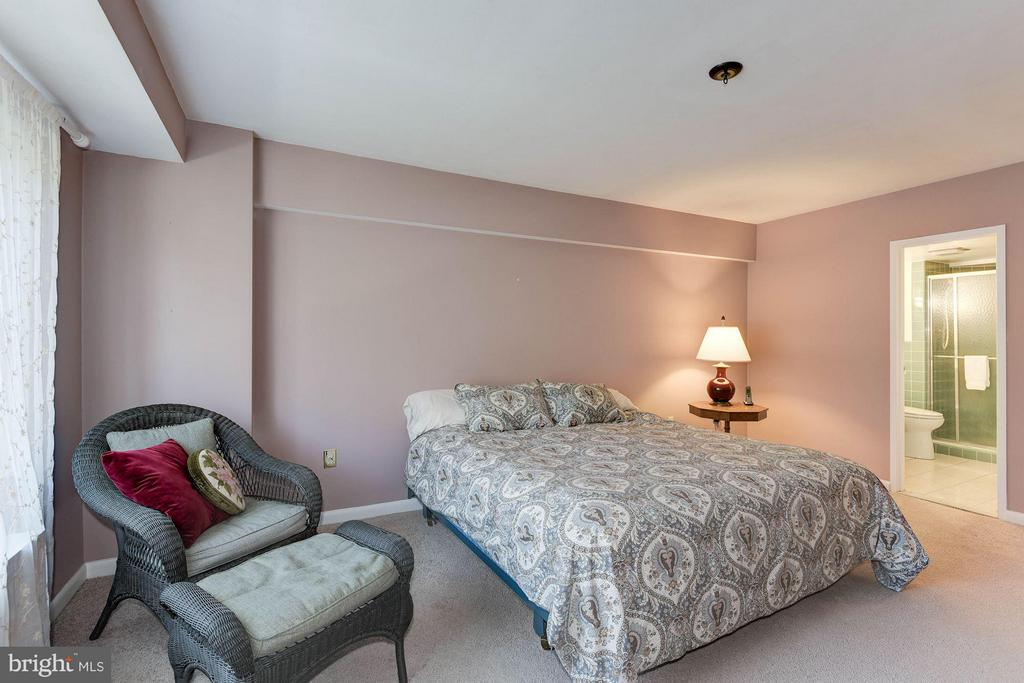 Bedroom (Master) - 4201 CATHEDRAL AVE NW #215E, WASHINGTON