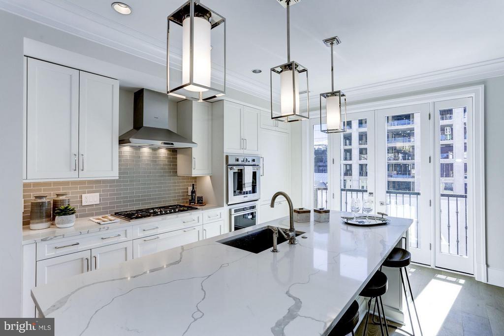 Kitchen - 1108 16TH NW #501, WASHINGTON