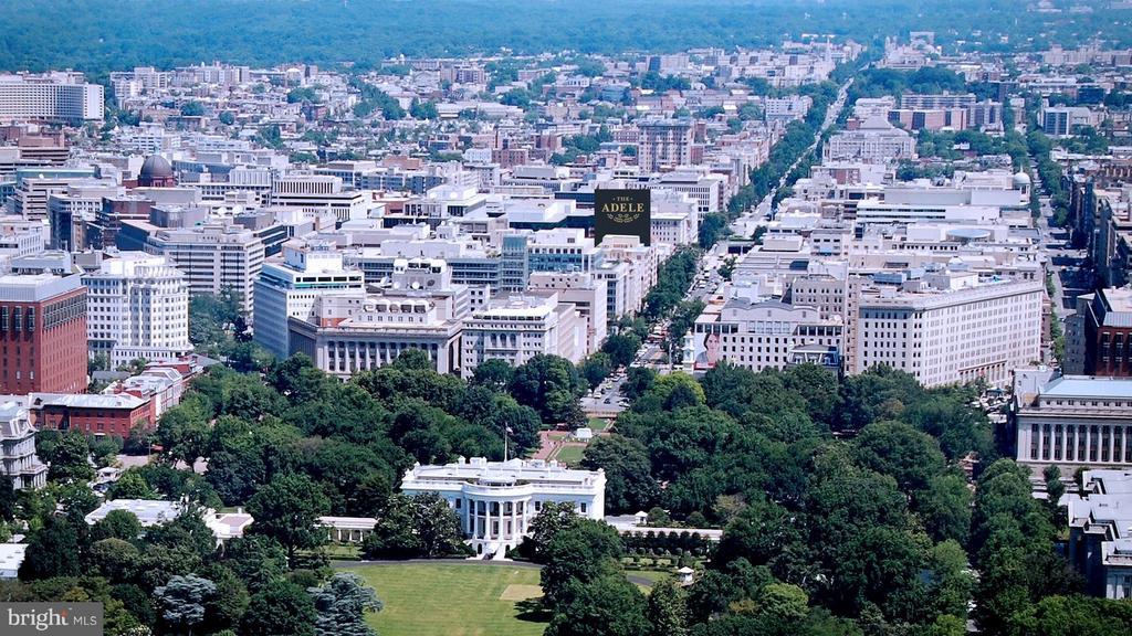 View - 1108 16TH NW #501, WASHINGTON