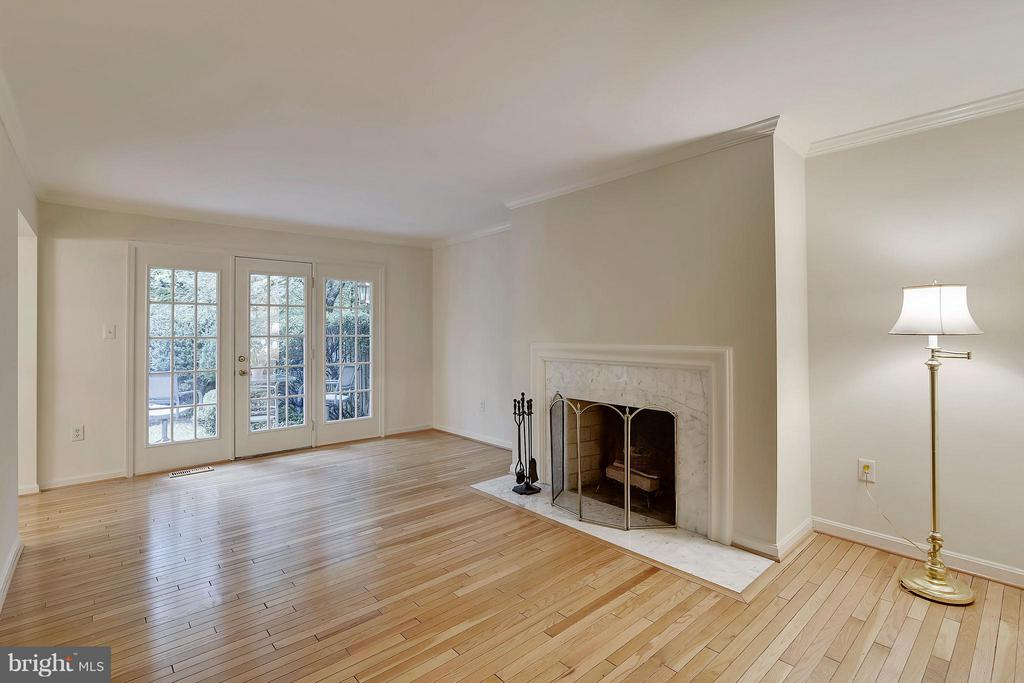 Living Room - 1729 N WAKEFIELD ST, ARLINGTON