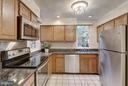 Kitchen - 1729 N WAKEFIELD ST, ARLINGTON