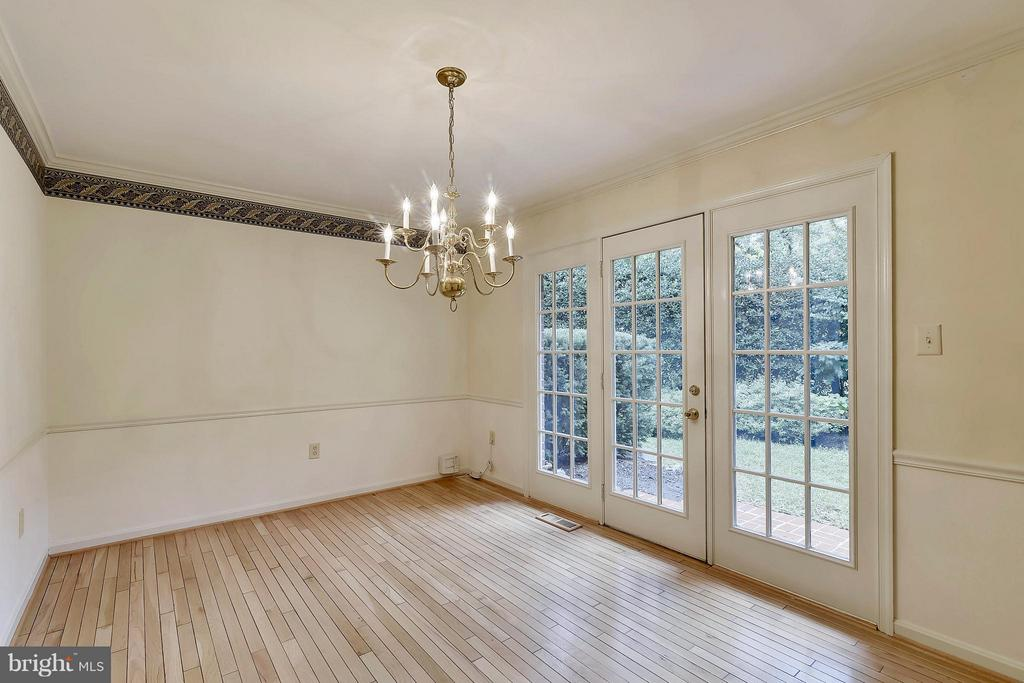Dining Room - 1729 N WAKEFIELD ST, ARLINGTON