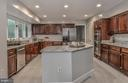 Kitchen - 4308 OAK HILL DR, ANNANDALE