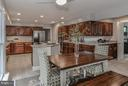 Breakfast Room/Kitchen - 4308 OAK HILL DR, ANNANDALE