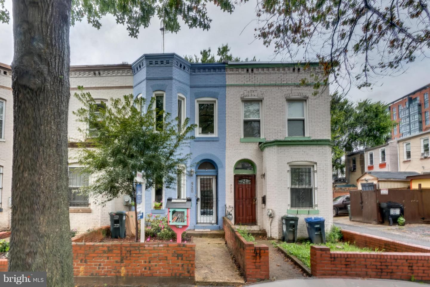 Single Family for Sale at 920 3rd St NE Washington, District Of Columbia 20002 United States