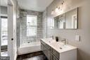 Bath (Master) - 736 KENYON ST NW #2, WASHINGTON