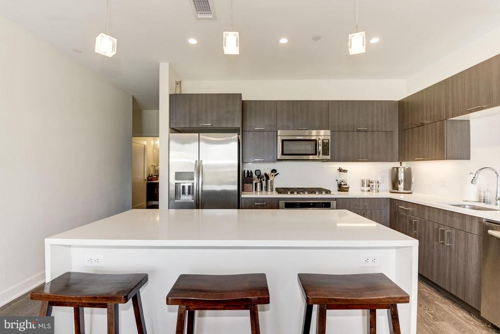 Kitchen - 1350 MARYLAND AVE NE #410, WASHINGTON