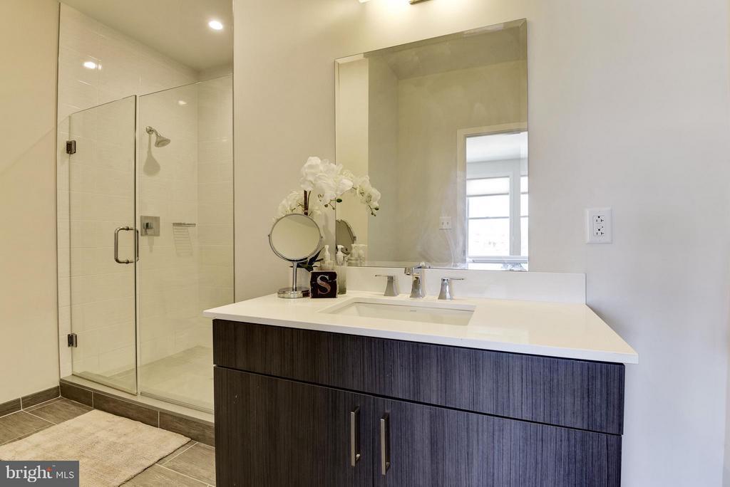 Bath (Master) - 1350 MARYLAND AVE NE #410, WASHINGTON