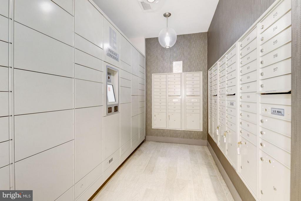 Package Concierge System - 1350 MARYLAND AVE NE #410, WASHINGTON