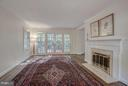 Family Room - 4960 HILLBROOK LN NW, WASHINGTON