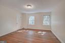 BEDROOM 2 ON SECOND FLOOR - 4960 HILLBROOK LN NW, WASHINGTON