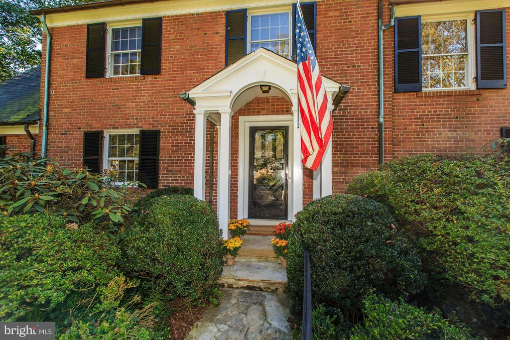 Exterior (General) - 4960 HILLBROOK LN NW, WASHINGTON