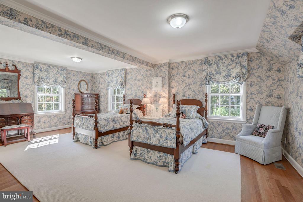 BEDROOM 3 SECOND FLOOR - 4960 HILLBROOK LN NW, WASHINGTON