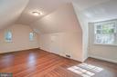 BEDROOM 5 THIRD FLOOR - 4960 HILLBROOK LN NW, WASHINGTON