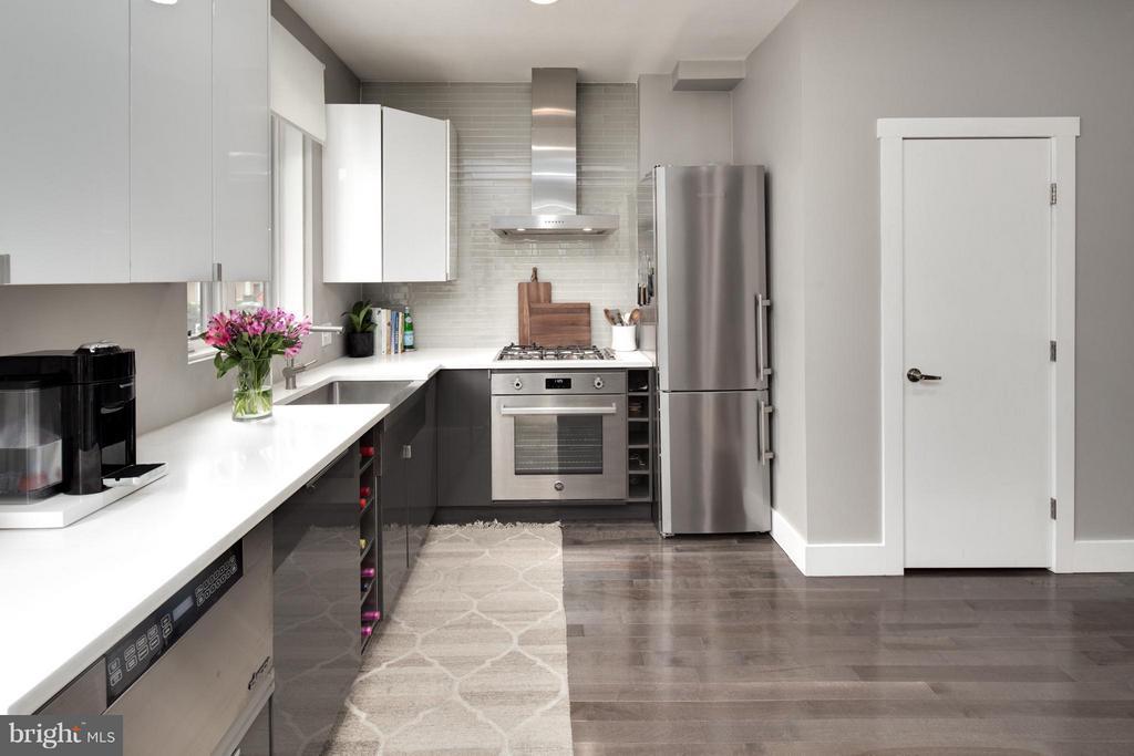 Kitchen - 1166 ABBEY PL NE #1, WASHINGTON