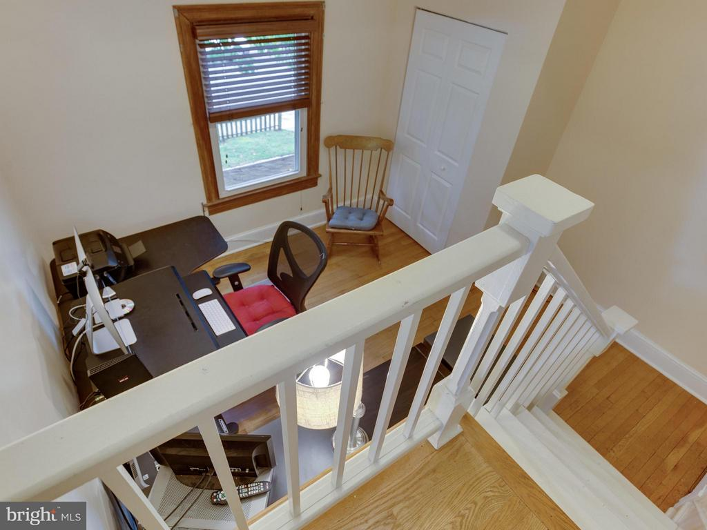 view from above of Bedroom #4 - 5601 42ND AVE, HYATTSVILLE