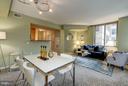 Dining Room - 851 N GLEBE RD #306, ARLINGTON