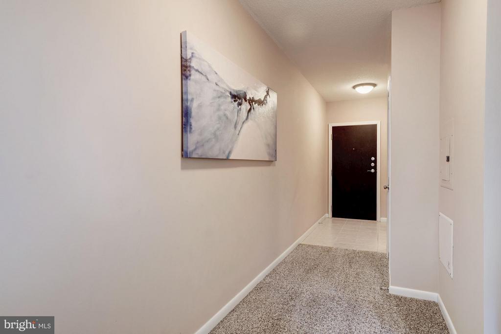Entry Hallway - 851 N GLEBE RD #306, ARLINGTON