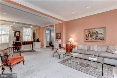 Living Room - 1308 29TH ST NW, WASHINGTON