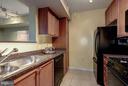 Kitchen - 851 N GLEBE RD #306, ARLINGTON