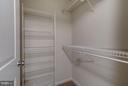 Master Bedroom Closet - 851 N GLEBE RD #306, ARLINGTON
