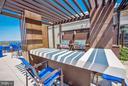 Community - Roof Deck - 851 N GLEBE RD #306, ARLINGTON