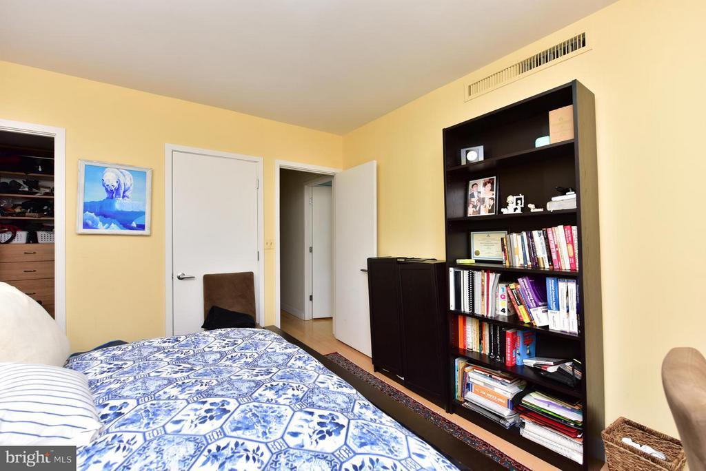 Bedroom - 912 F ST NW #706, WASHINGTON