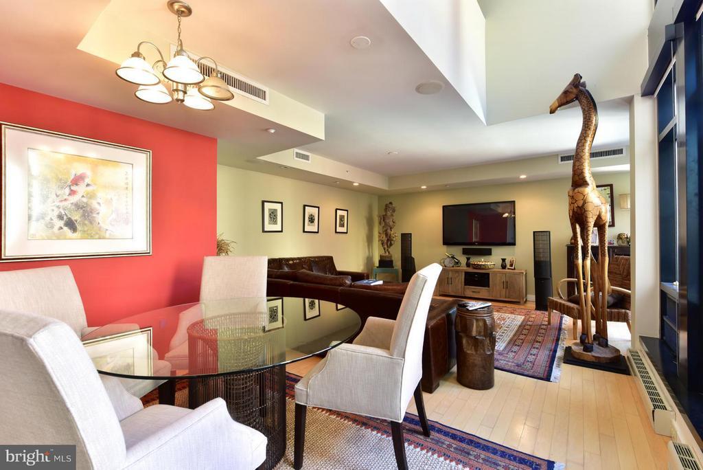 Dining Room - 912 F ST NW #706, WASHINGTON