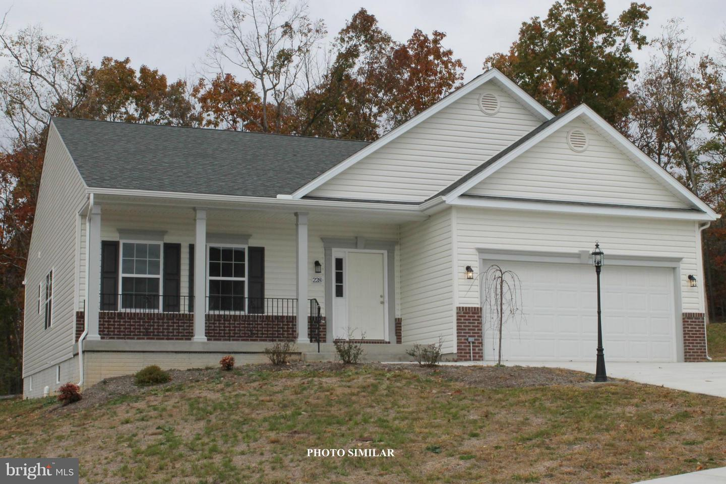 Single Family for Sale at 0-N Plow Run Ln 0-N Plow Run Ln Winchester, Virginia 22602 United States