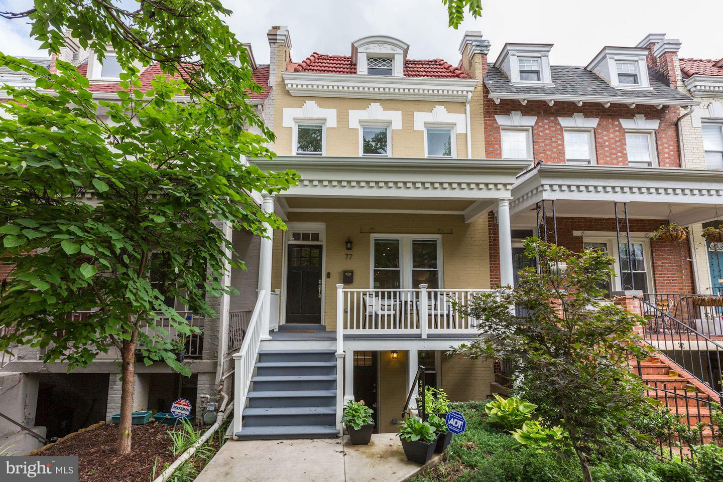 77 V STREET NW, WASHINGTON, District of Columbia