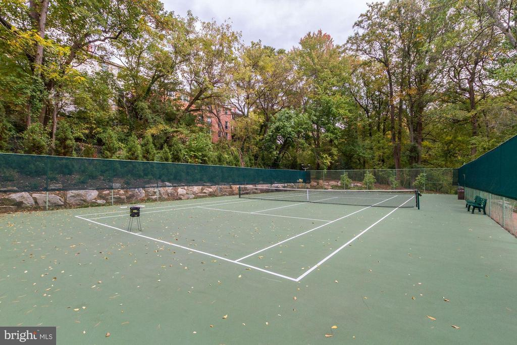 Tennis Court - 4201 CATHEDRAL AVE NW #910E, WASHINGTON