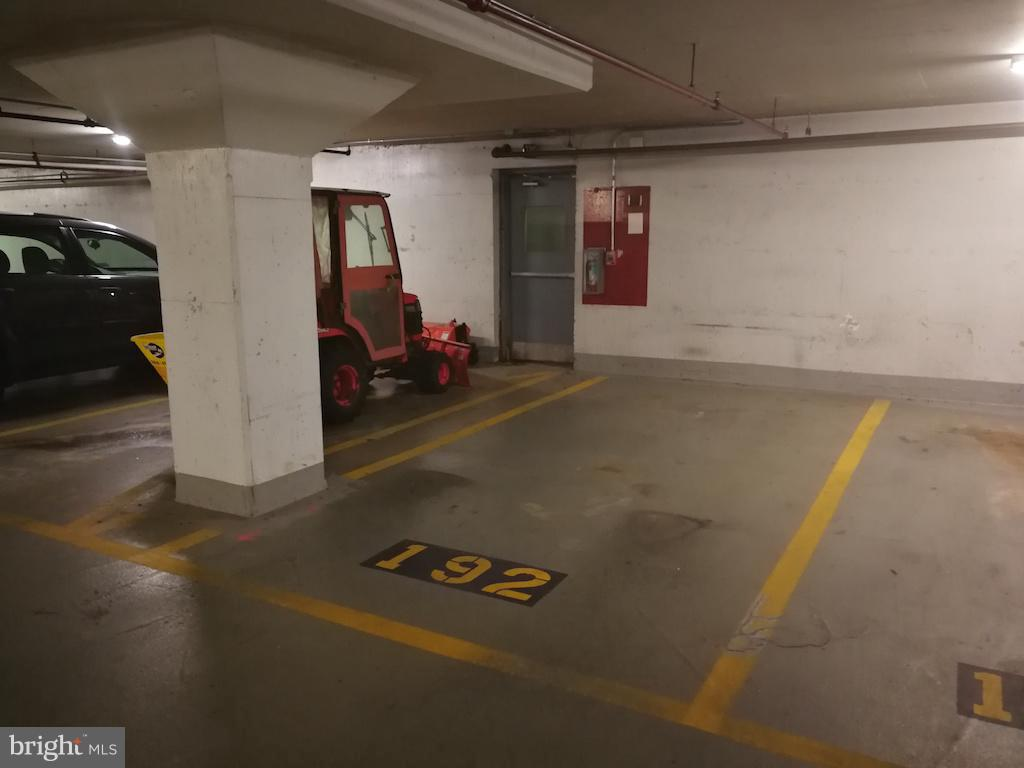Parking Space - 4201 CATHEDRAL AVE NW #910E, WASHINGTON