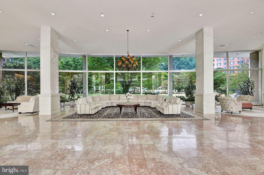Lobby - 4201 CATHEDRAL AVE NW #910E, WASHINGTON