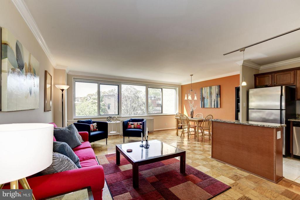 Interior (General) - 1330 NEW HAMPSHIRE AVE NW #425, WASHINGTON