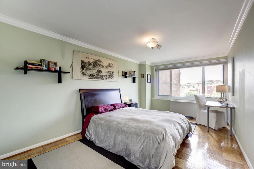Bedroom - 1330 NEW HAMPSHIRE AVE NW #425, WASHINGTON