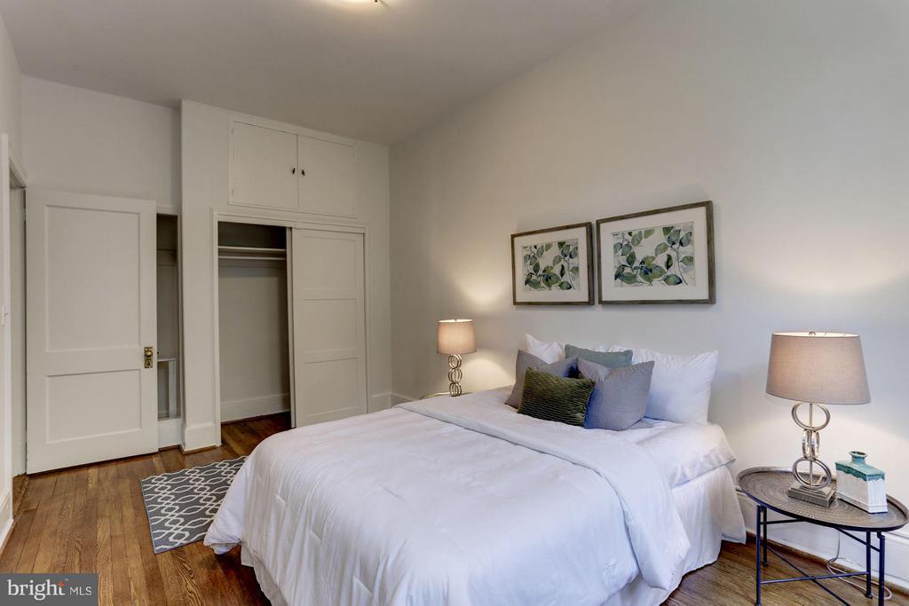 Bedroom - 3039 MACOMB ST NW #23, WASHINGTON