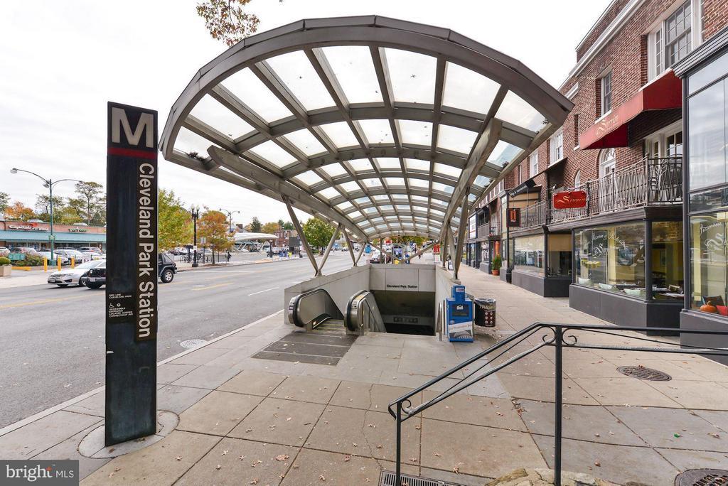 Metro - 3039 MACOMB ST NW #23, WASHINGTON