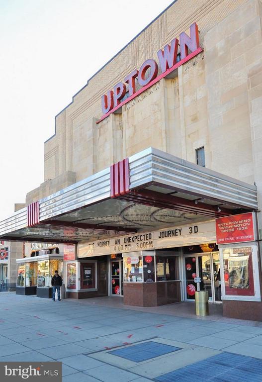 Uptown Theatre - 3039 MACOMB ST NW #23, WASHINGTON