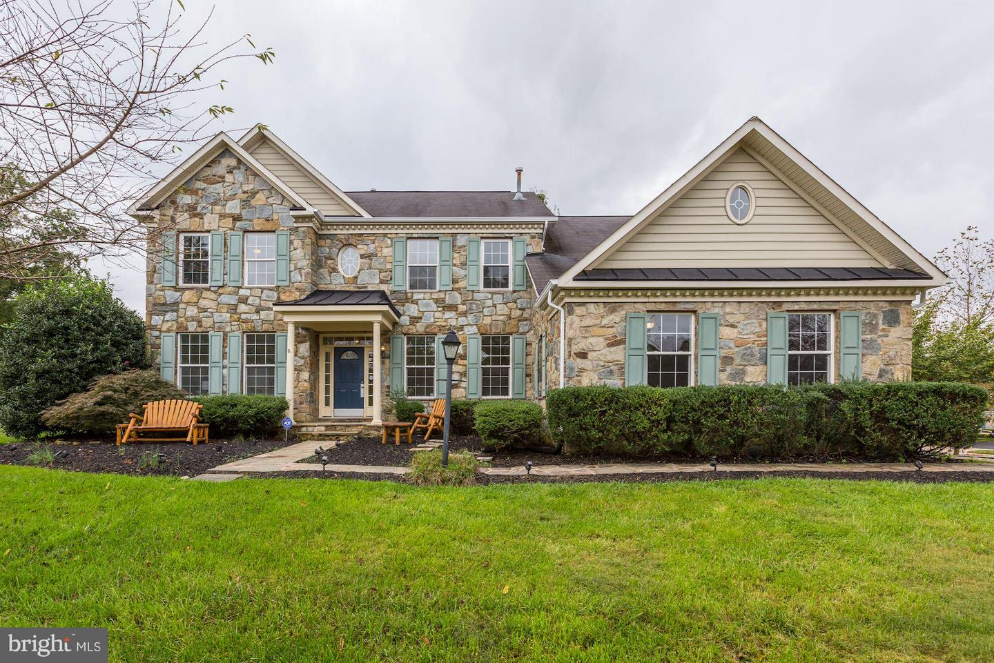 Single Family for Sale at 18303 Wickham Rd Olney, Maryland 20832 United States