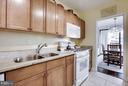 Kitchen - 4141 HENDERSON RD #1004, ARLINGTON