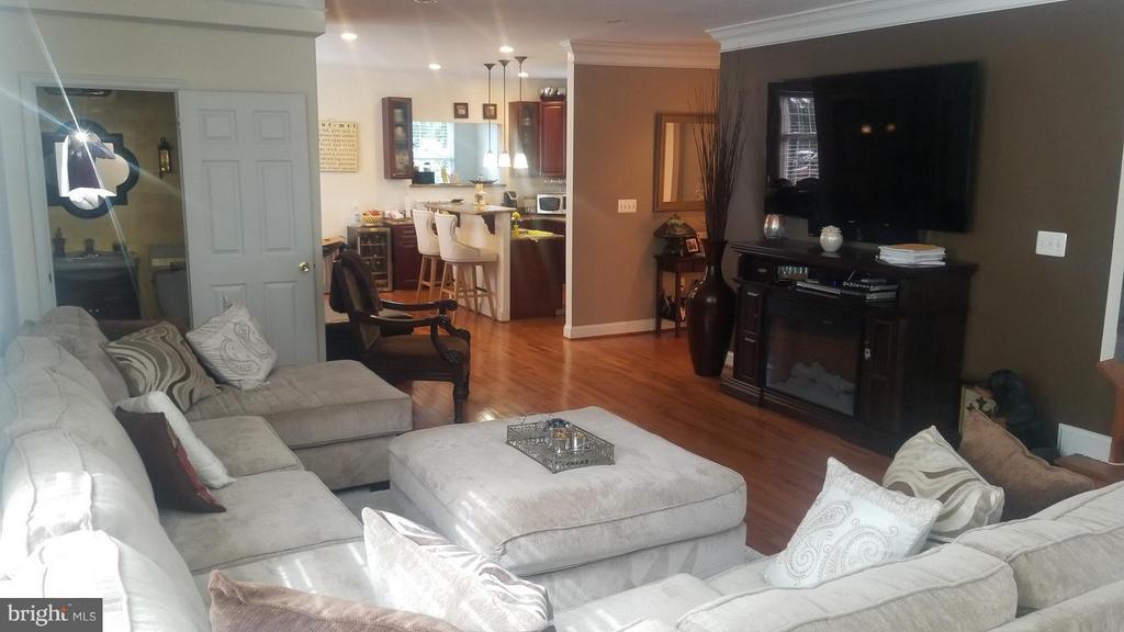 Living Room - 5032 A ST SE, WASHINGTON