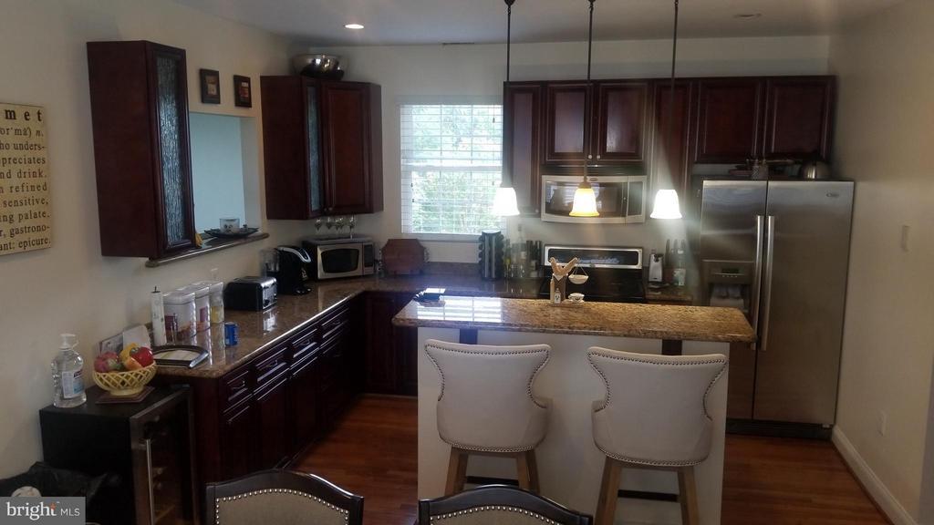 Kitchen - 5032 A ST SE, WASHINGTON
