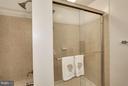 MBA separate glass shower - 1020 N HIGHLAND ST #222, ARLINGTON