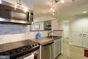 Granite, stainless steel appl, tile back splash - 1020 N HIGHLAND ST #222, ARLINGTON