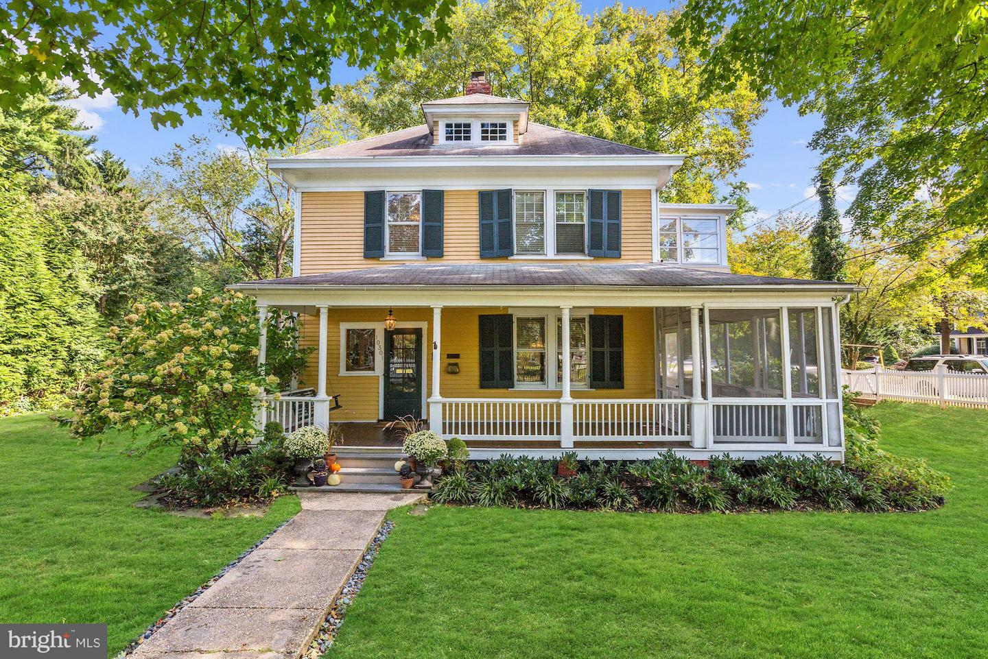Single Family for Sale at 10301 Armory Ave Kensington, Maryland 20895 United States